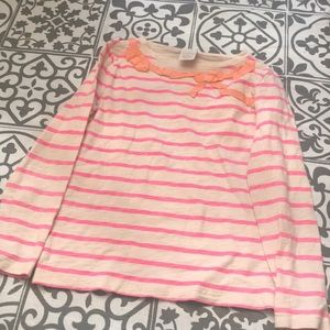 Crewcuts striped long selves